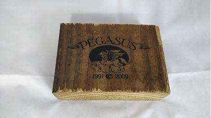 Afbeeldingen van 2010 Pegasus Wood Chunk