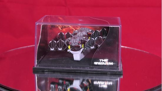 Picture of The Swarm Train Model