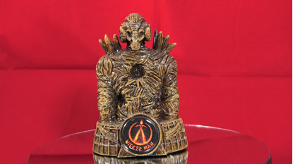 Picture of 2018 Wicker Man Resin