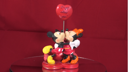 Afbeeldingen van Mickey and Minnie Photo Holder