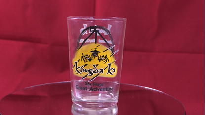 Picture of Kingda Ka Shotglass
