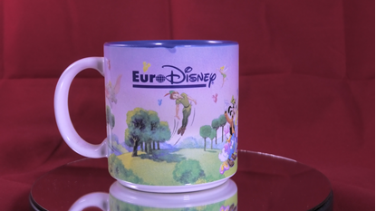 Picture of Euro Disneyland Mug