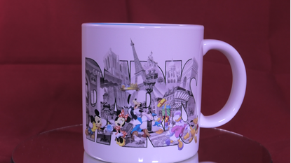 Picture of Disneyland Paris Mug