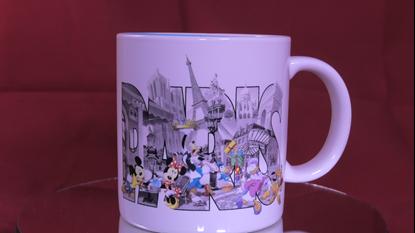 Afbeeldingen van Disneyland Paris Mug