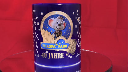 Picture of Europa Park 40 Years Mug