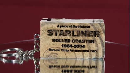 Picture of 2004 Starliner Keychain