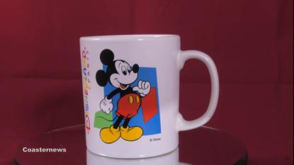 Afbeeldingen van Retro Disneyland Paris Mug