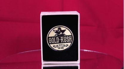 Afbeeldingen van 2018 Gold Rush Coin
