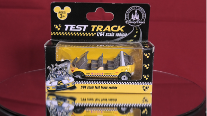 Picture of Epcot Die Cast Test Track Vehicle