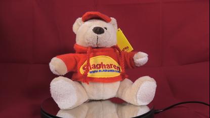 Afbeeldingen van Attractiepark Slagharen Stuffed Bear