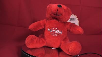 Picture of Hard Rock Park Stuffed Bear