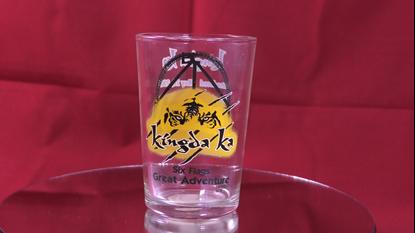 Picture of Kingda Ka Shotglass