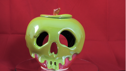 Picture of Snow White Poisoned Apple Candle Holder