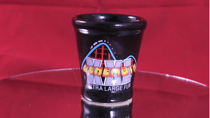 Picture of Behemoth Shot Glass