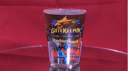 Afbeeldingen van Gatekeeper Shot Glass