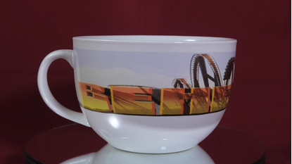 Picture of Behemoth Soup Bowl