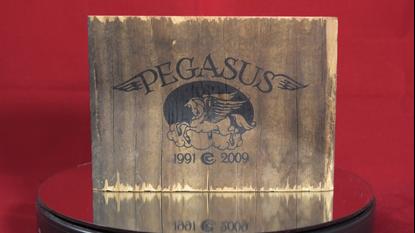 Picture of 2010 Pegasus Wood Chunk